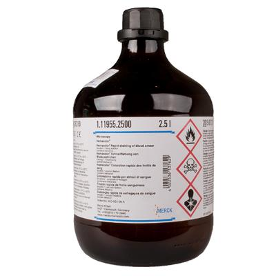 Hemacolor 2,5 Liter, Nr. 1, Fixierlösung solution