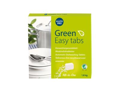 Green Easy Tabs, KIILTO, 100 pcs / pack