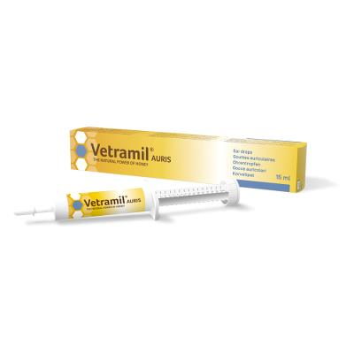 Vetramil Auris, 15 Ml