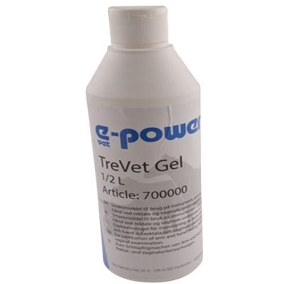 TreVet Gel, e-power,  0,5 L, non-spermizid