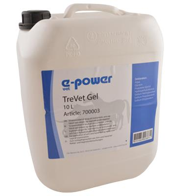TreVet Gel, e-power,  10 L, nicht Spermizide tötend